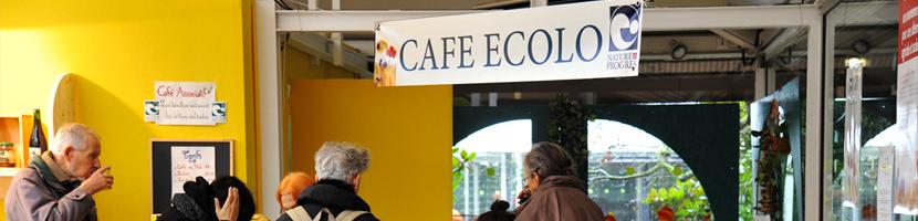 Salon Marjolaine Paris - Café Ecolo