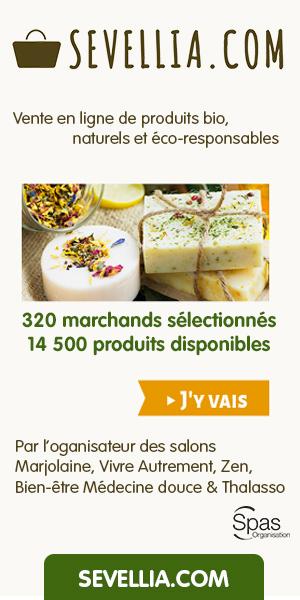 Sevellia.com boutique en ligne de produits bio