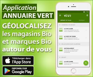 Application Annuaire vert