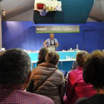 Salon Marjolaine 2017 - atelier cuisine marjo cooks