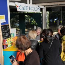 Salon Marjolaine 2017 - café écolo