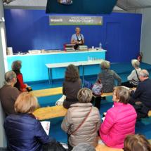 Salon Marjolaine 2017 - conférence marjo cooks